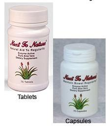 Free Sample of Next To Nature Capsules (For Healthcare Professionals)