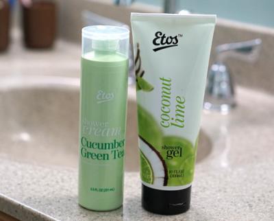 Etos Shower Cream Gel