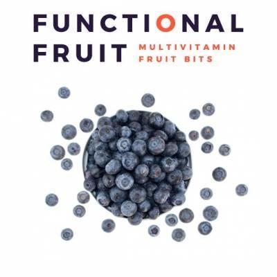 Free Seattle Gummy Blueberry Multivitamin Fruit Bits Sample