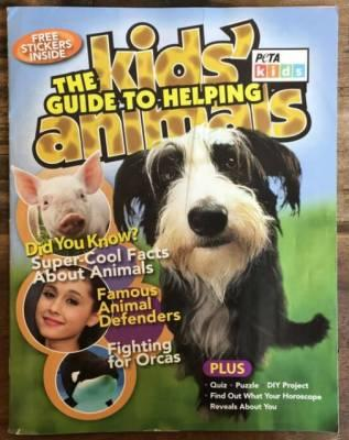 Kids' Guide to Helping Animals magazine