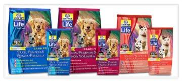 Free Sample of Formulas for Life™ Pet Food
