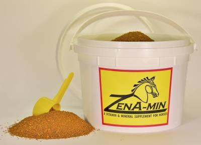 Free ZenA-min Supplements For Horses