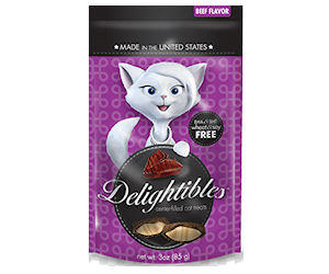 Free  Delightibles Pet Snacks