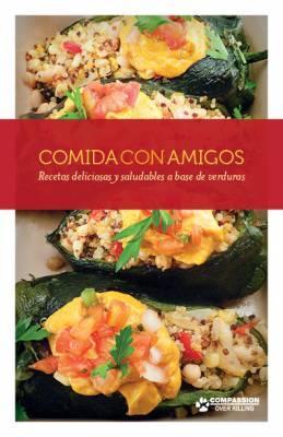 Free Comida con Amigos Booklet