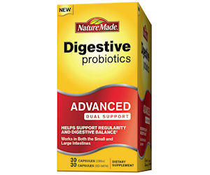 Free Nature Made Advanced Dual Support Probiotic
