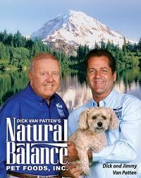 Free sample of Dick Van Patten's Natural Balance Pet Foods