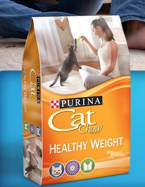 Free Purina Cat Chow