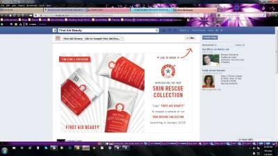First Aid Beauty-Request a Sample of Their Skin Rescue Collection