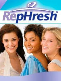 Free Sample of RepHresh Pro-B feminine probiotic