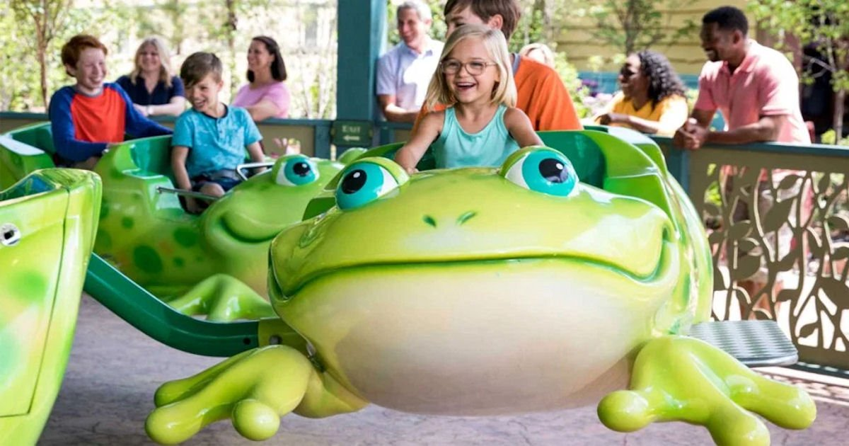 Free Dollywood Pre-K Season Pass