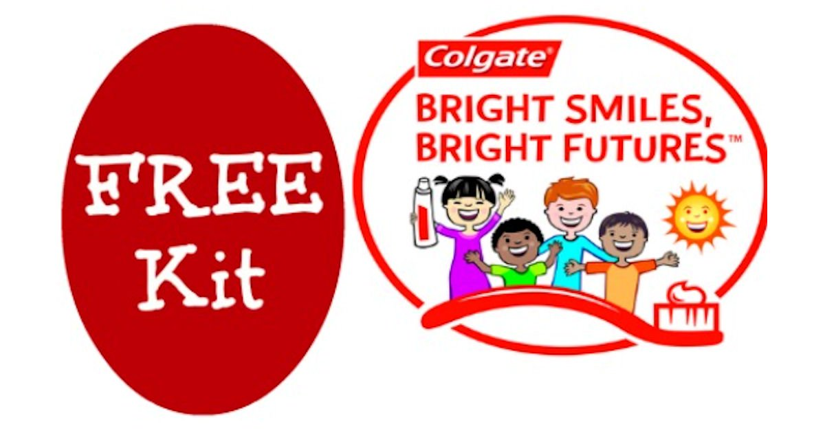 Educators - Free Colgate Bright Smiles, Bright Futures Kit