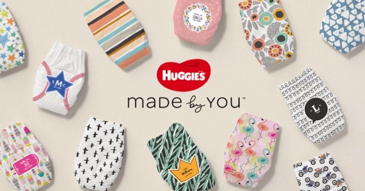 Free Huggies Made By You Sample Kit