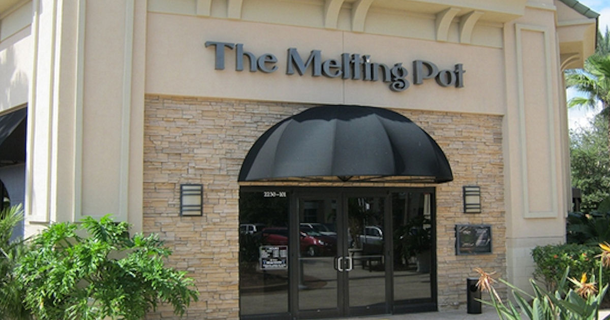 Melting Pot - Free Fondue for Good Report Cards
