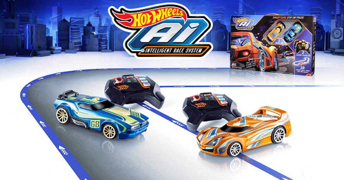 Free Hot Wheels Smart Toy