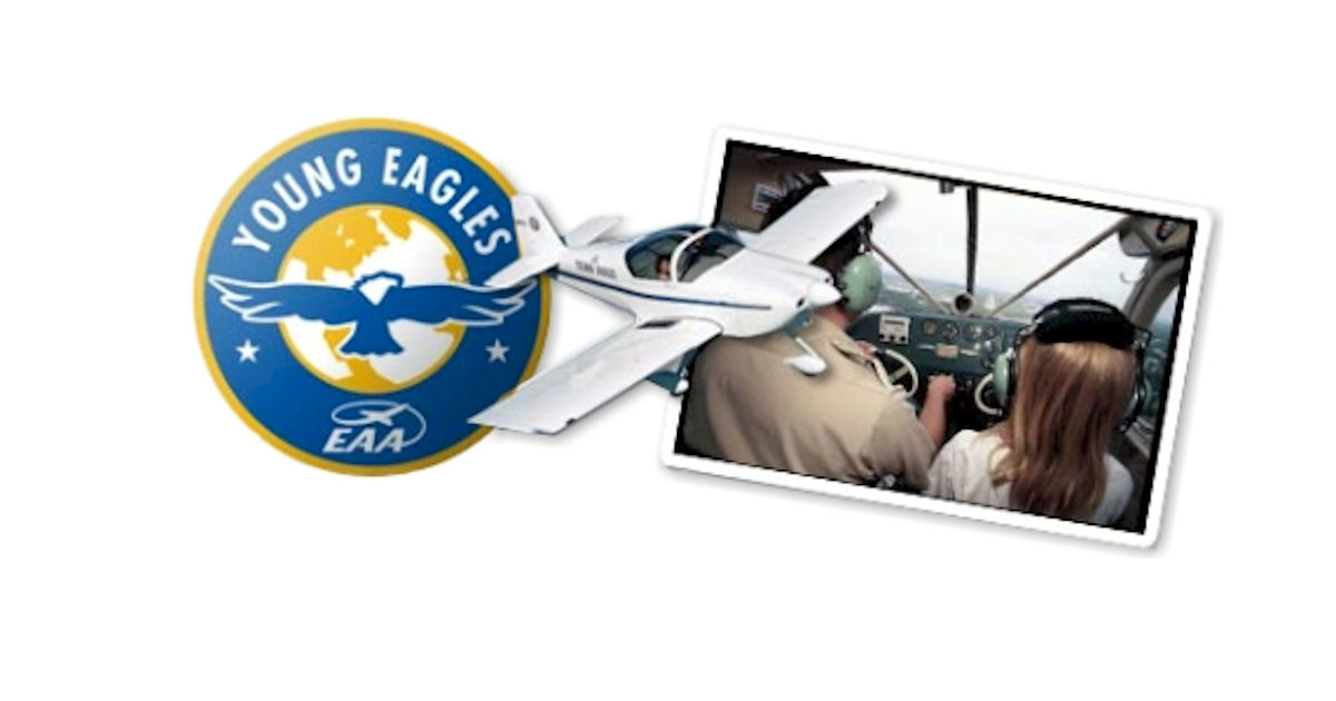 EAA Young Eagles Program - Free Flight for Kids
