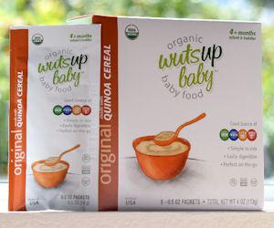 Moms Meet - Possible Free WutsupBaby Quinoa Cereal!