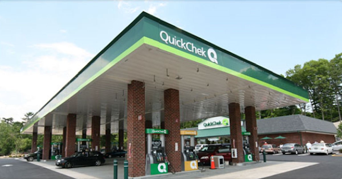 QuickChek - Free Coffee or Fountain Drink