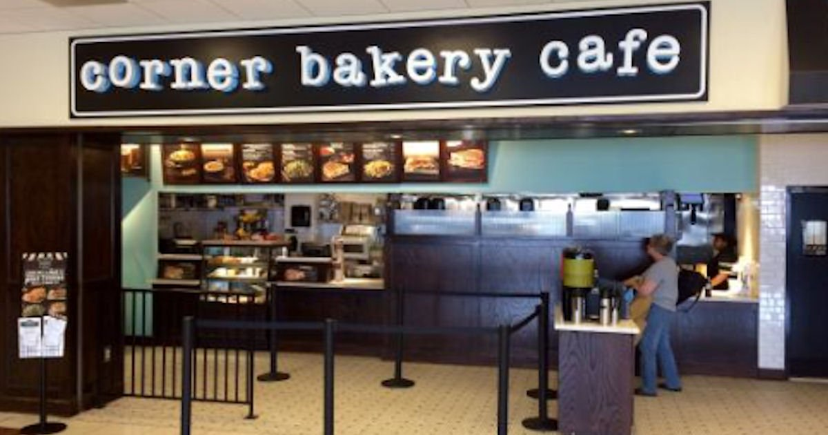 Free Sweet at Corner Bakery Cafe