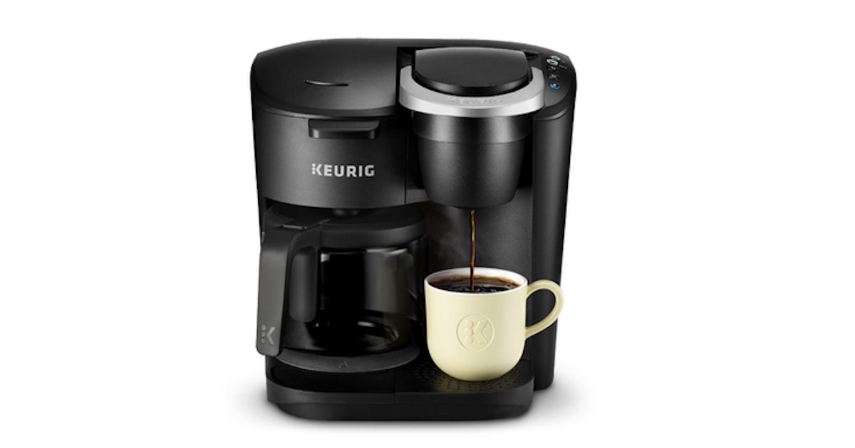 Free Keurig K-Duo Essentials Coffee Maker