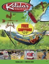 Free Kotula's Catalog