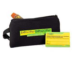 EpiPen Users - Free Carrying Case with Sign up