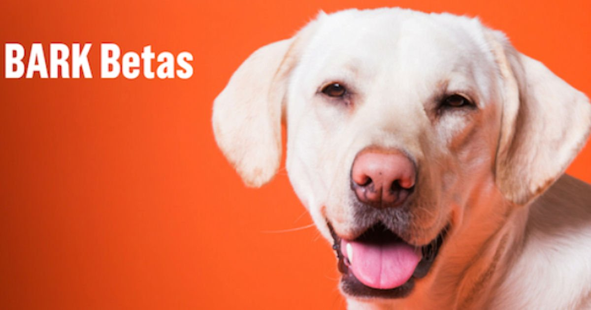 Bark Betas - Free Dog Products
