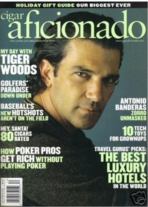 Free Subscription to Cigar Afficianado