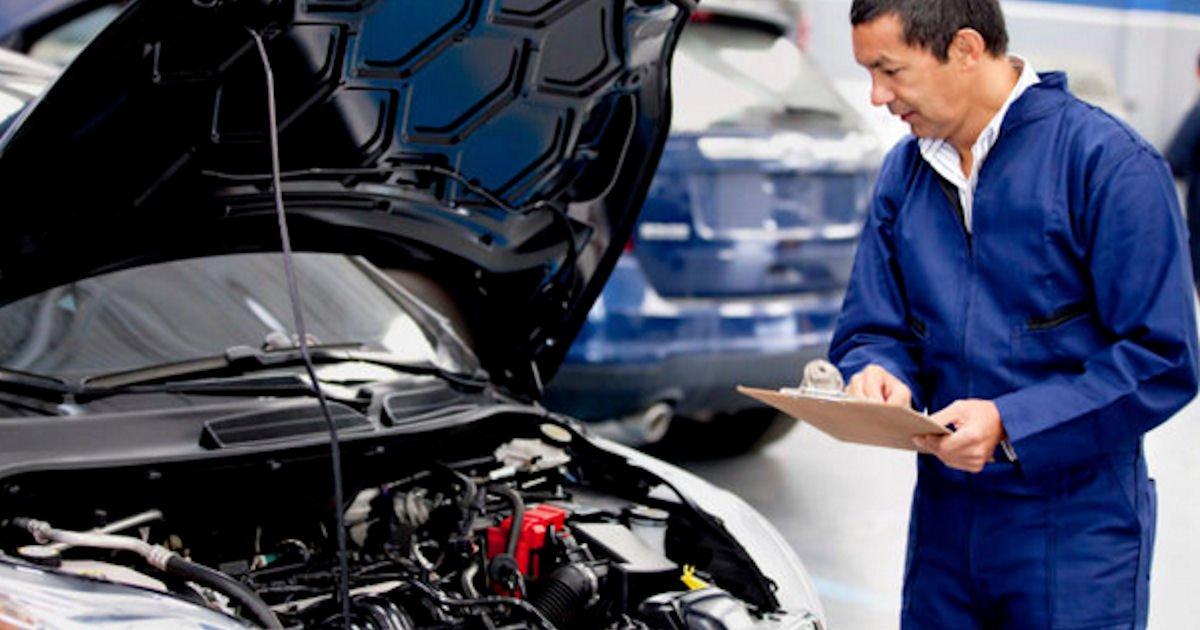 Free Vehicle Inspection at AutoFix