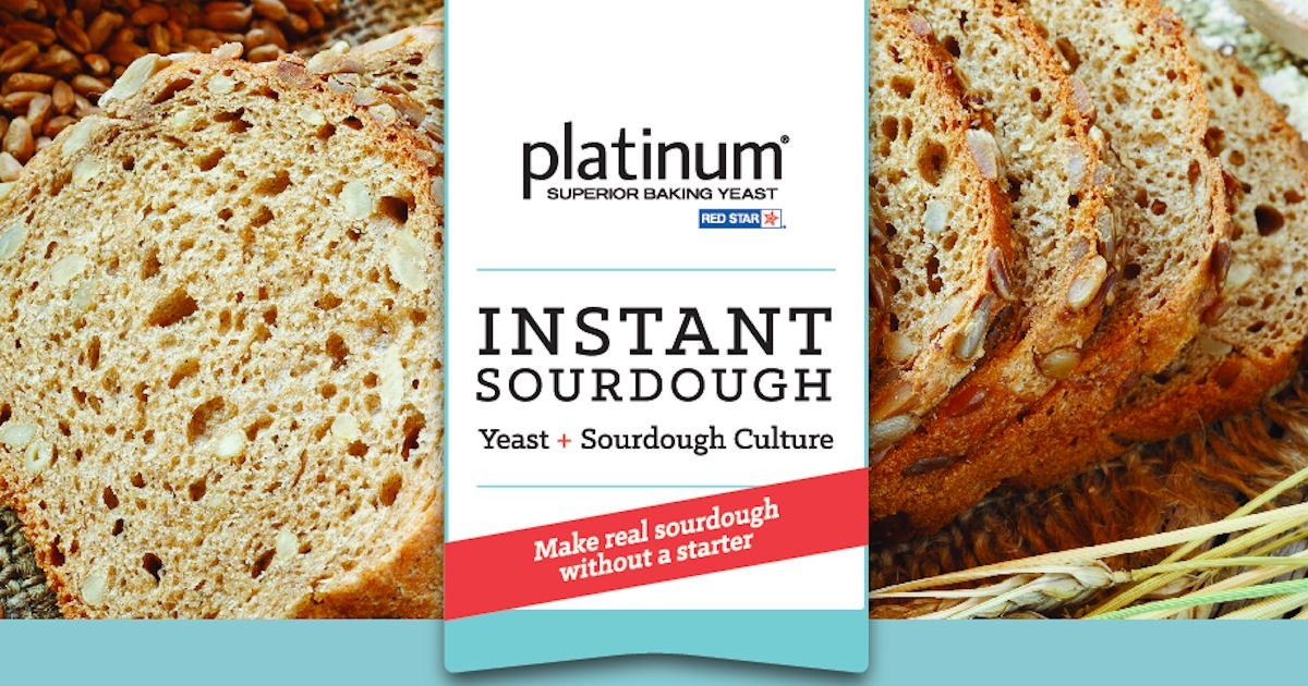 Free Sample of Red Star Platinum Instant Sourdough Yeast