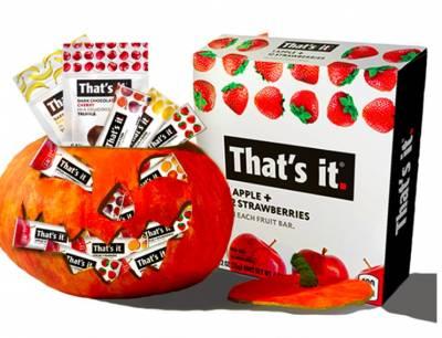 Free Sample of Allergens Fruit Bars
