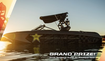 Win a Nautique G23 Boat - Sweepstakes