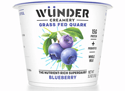 FREE 5.3 oz Wünder Creamery Quark Cup (Coupon)