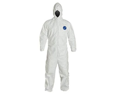Free DuPont™ Tyvek® 400 D Sample Suit