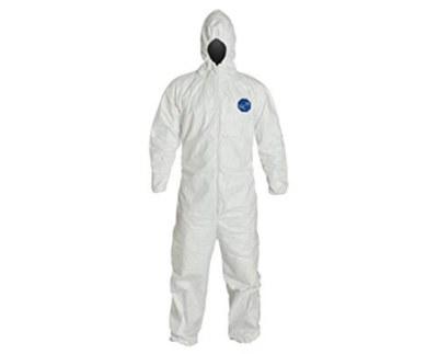 Free DuPont™ Tyvek® 400 D Sample Suit