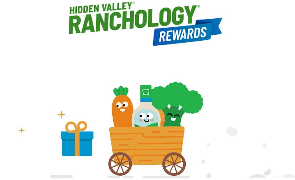 Hidden Valley Ranchology Rewards - Free Samples, Tote Bag & More