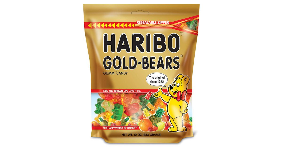 PINCHme - Possible Free Haribo Gold-Bears Gummi Candy