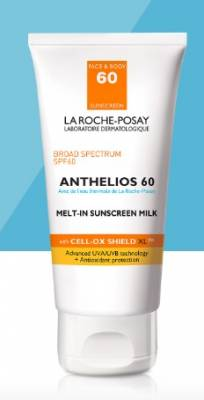 Free Anthelios Sample - ANTHELIOS 60 MELT-IN SUNSCREEN MILK