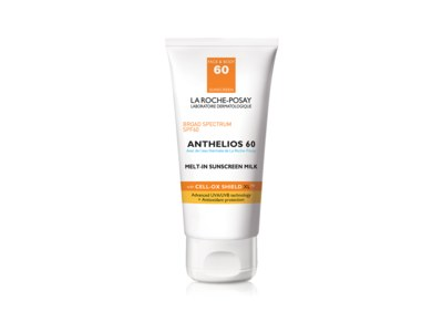 La Roche-Posay Anthelios 60 Melt-In Sunscreen Milk Sample for Free