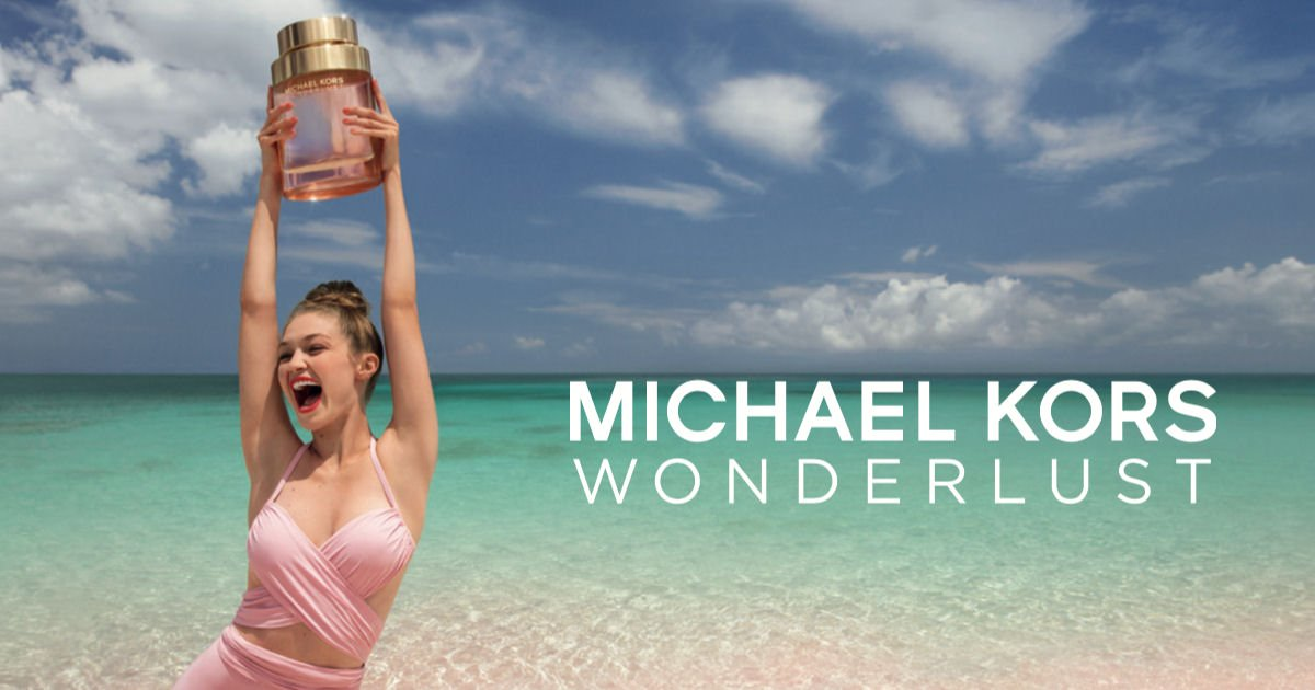 Free Sample of Michael Kors Wonderlust