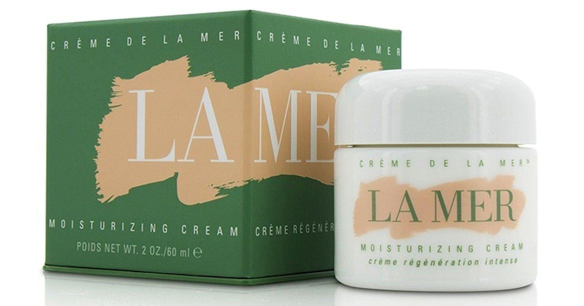 Free Sample of Creme De La Mer Moisturizing Cream