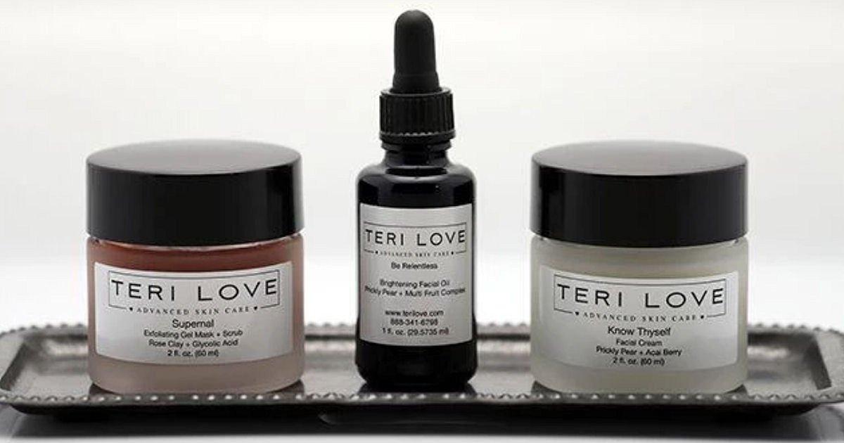 Free Teri Love Advanced Skincare Products