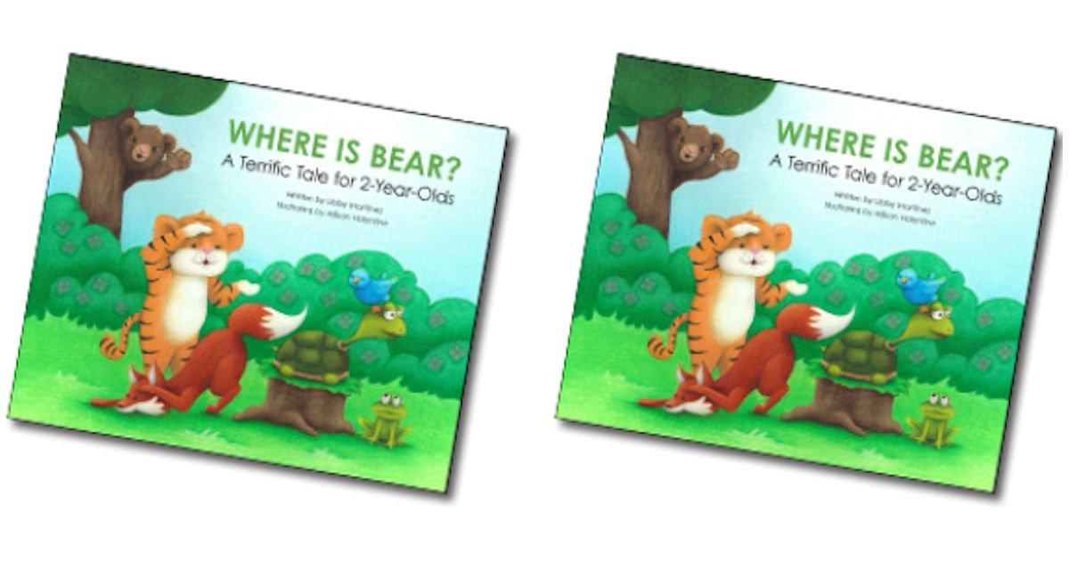 Free Where is Bear Book