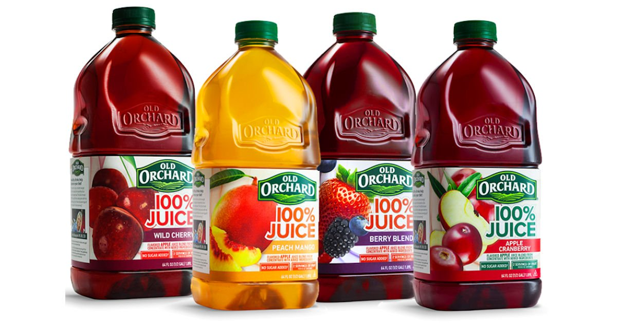 Old Orchard Fan Club - Earn Free Juice, Gifts & More