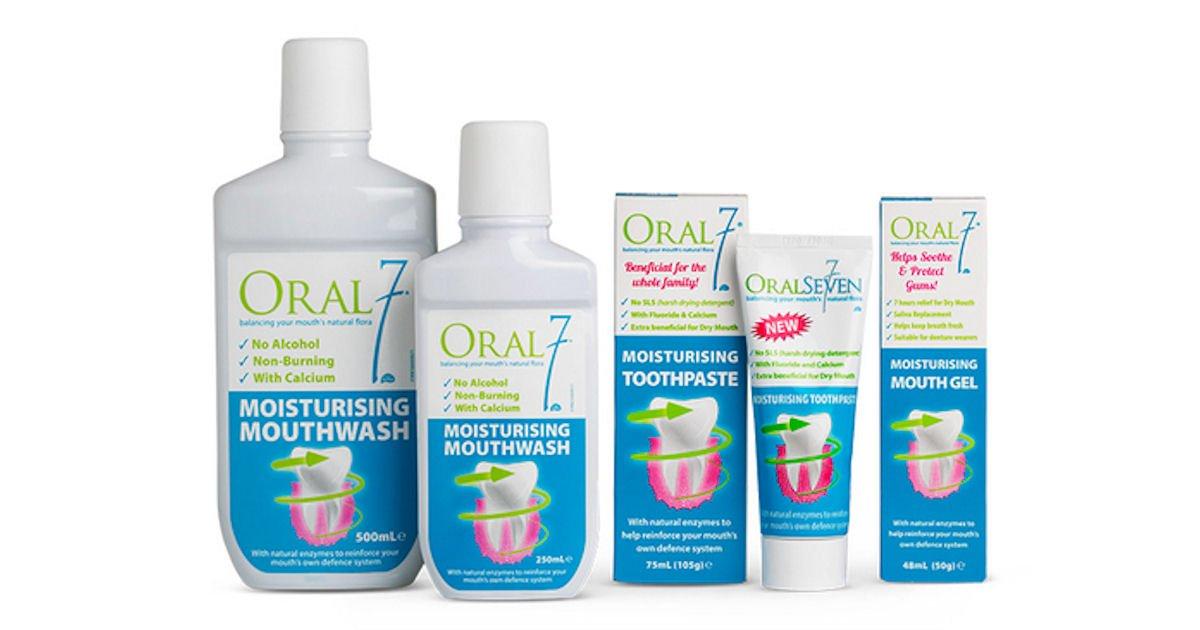 Free Oral7 Sample Kit