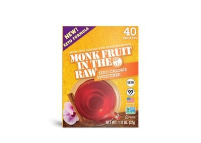 Keto-Certified Monk Fruit In The Raw Zero Calorie Sweetener for Free