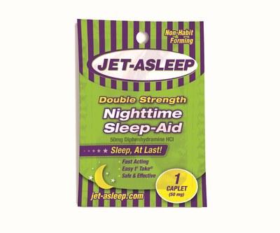 Jet-Asleep Nighttime Sleep-Aid for Free