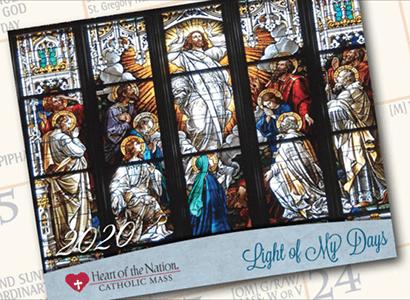 FREE 2020 Heart of the Nation Catholic Art Calendar
