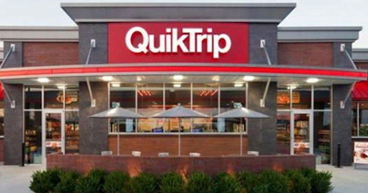 Free Red Bull at QuikTrip