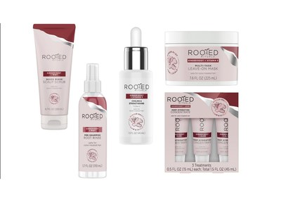 Rooted Rituals Hair Care Products for Free