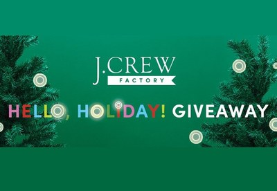 J.Crew Factory - Sweepstakes